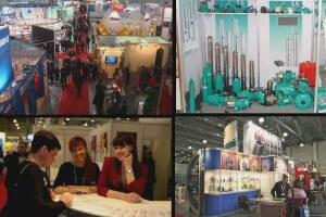 Выставка «Aqua -Therm Moscow-2013»  в Москве