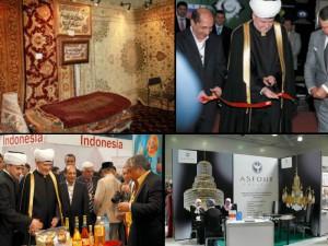 Выставка «Moscow Halal Expo-2013» в Москве.