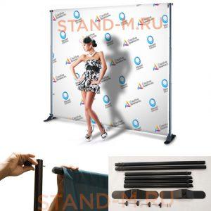 мобильный press-wall от stand-m