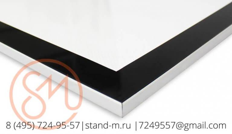 Световые LED панель (Magnet) односторонняя