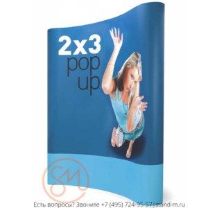 Pop-up 2x3 с панелями